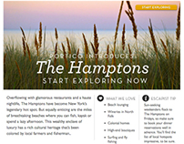 Introducing the Hamptons