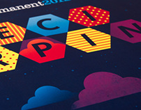 Semi Permanent Poster - Beci Orpin