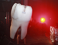 Molar Tooth Costume