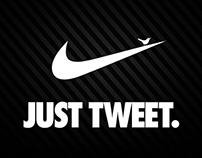 Just tweet