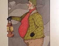Farmer Boggis : Dahl's Fantastic Mr. Fox