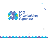MD Marketing Agency Branding