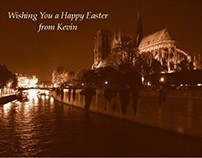 Happy Easter from Kevin Geary