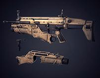 FN Scar Light/FN EGLM