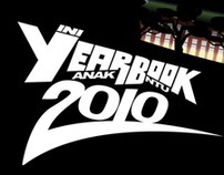 Yearbook Anak NTU 2010