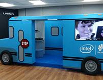 Intel Huawei Buss