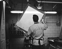 Etching • Kala Art Gallery / Emilio Domingo + Ben Engle