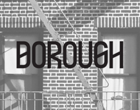 Borough Typeface
