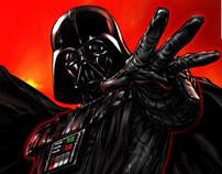 Star Wars EP III: Licensing Art - Color Works