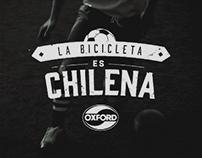 OXFORD BIKES - LA BICICLETA ES CHILENA