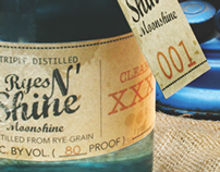 Ryes N' Shine Moonshine