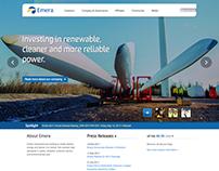 Emera, Nova Scotia Power utility.