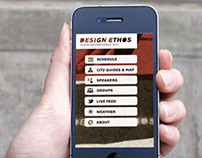 2012 Design Ethos Mobile App