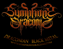 Symphony Draconis - Black Metal Band