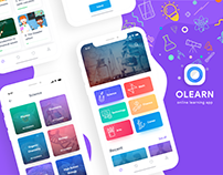 OLEARN Educational Mobile App