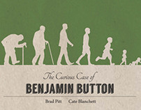 Benjamin Button Minimalist Poster