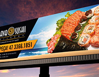 Brava Sushi | Outdoor