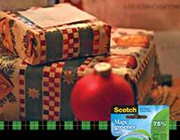 Scotch Greener Tape Advertisements