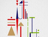 Love Guangzhou 愛廣州 / Typography
