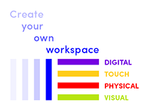Create your own workspace