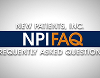 NPI FAQ Video Series