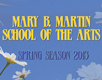Mary B Martin School of the Arts Spring 2013 Promo