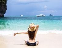 Hanatour in Thailand
