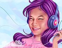 Music Girl ♥