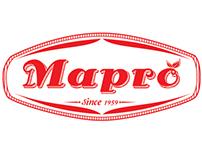 Mapro Logo Designing