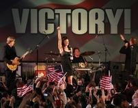 Scott Brown Election Night - January 19, 2010