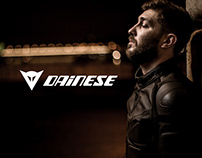 DAINESE - Black Spirit
