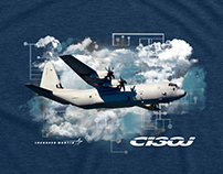 T-Shirt Designs for Lockheed Martin