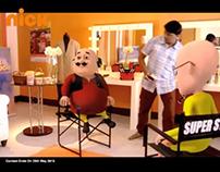 Nickelodeon Hero Hunt Campaign promo 2015