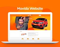 Movida Website