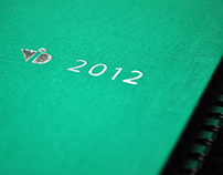 NID diary 2012: design & production