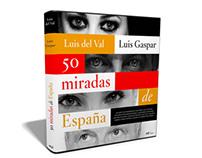 """""""50 Miradas de España"""" Portraits."""