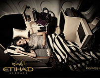 Etihad Airways - Advertising