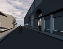 Ponte Vecchio BSP map