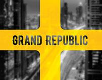 Grand Republic Identity