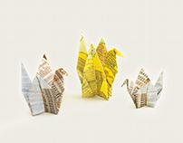 RE:DO | Reuse paper branding design