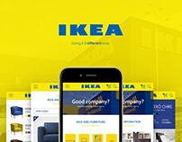 IKEA MOCK-UP