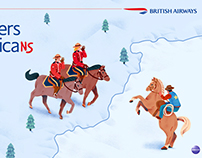 British Airways Ad Campaign