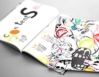 Editoriual - Layout Design (Magazine)