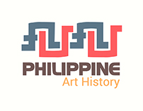 Philippine Art History Mobile App User Interface