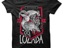 Nico Lozada Wolves Tee