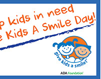 American Dental Association Give Kids a Smile Program