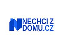 Nechcizdomu.cz Corporate Identity