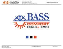 Bass Comfort Logo