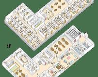 The senior citizens' home - 3