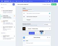 Chatbot UI Kit 🤖 - Freebie .xd